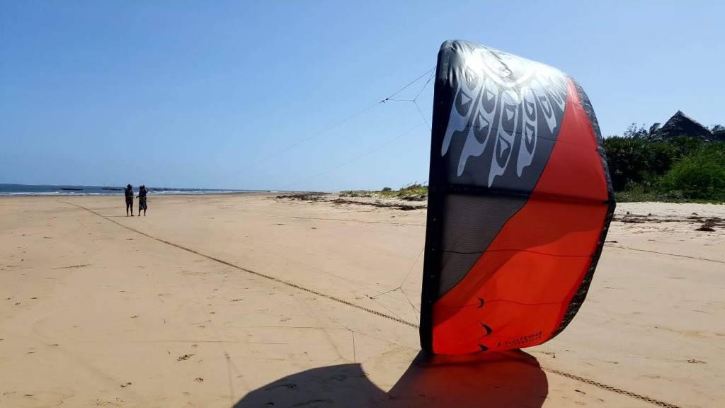 Medium size kite