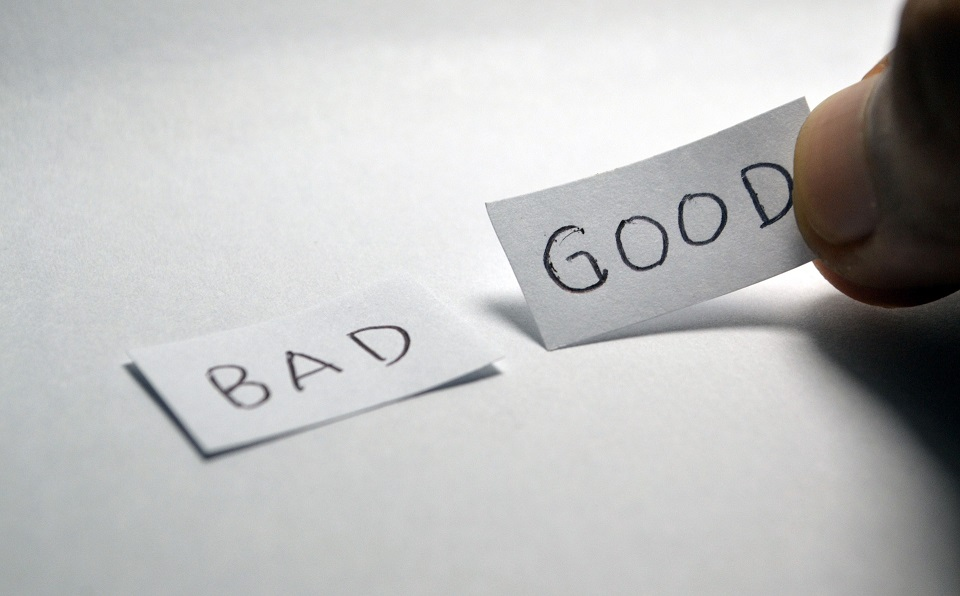 Good or bad decision
